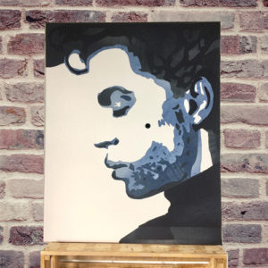 Prince, The Artist formerly known as Prince, O(+>, Prince art, denim art, prince in denim, bevar,